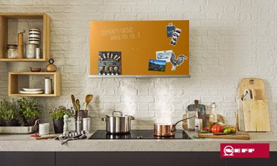 Kreative dunstabzugshauben von neff küchenfachhändler ravensburg